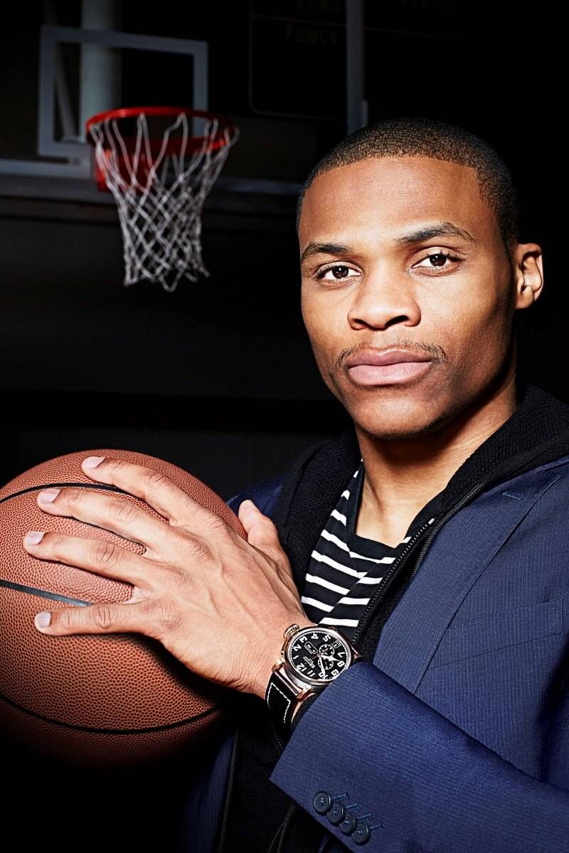 Russell Westbrook Haute Time