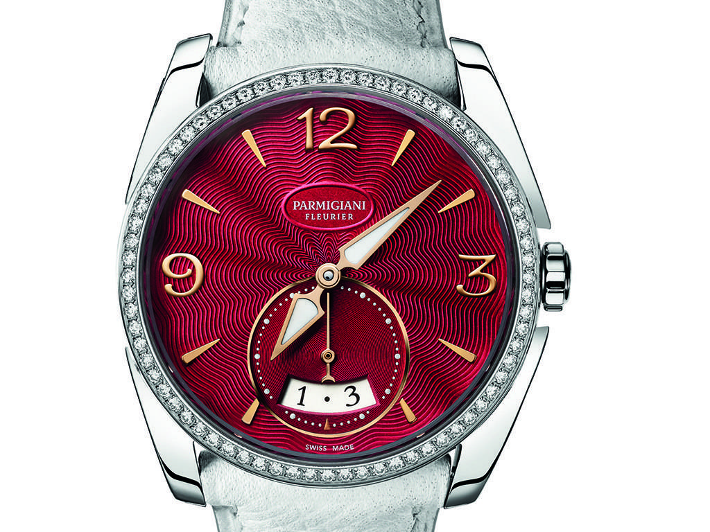 Haute Time Ladies Watch of the Week: Parmigiani Fleurier Tonda Metropolitaine