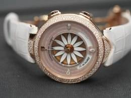 Dazzling Diamonds: Our Favorite New Gem-Clad Ladies Watches