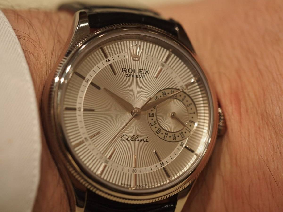 Close Up: Rolex's New Cellini Models