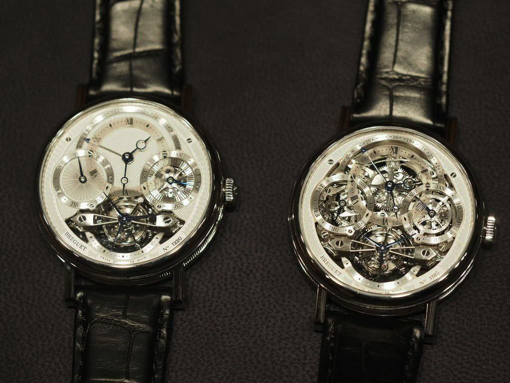 Beauty In Motion: Breguet's Terrific New Tourbillons
