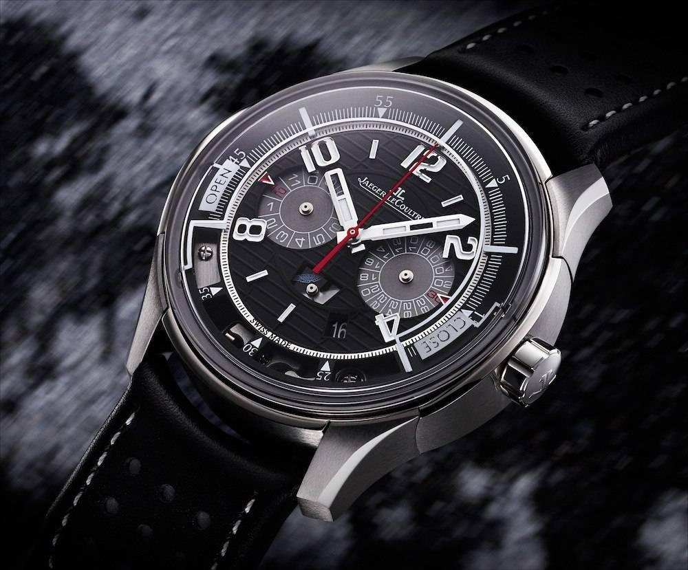 Jaeger-LeCoultre AMVOX2 Transponder watch 1