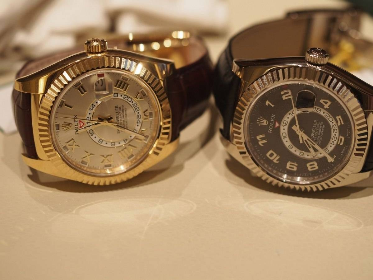 Close Up: The New Generation Of Rolex Sky-Dweller Models