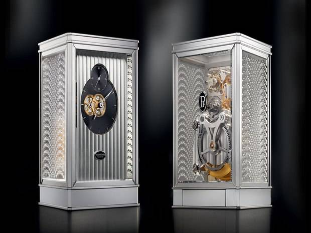 Parmigiani Fleurier and Lalique collaborate for exclusive Clock 15 Day