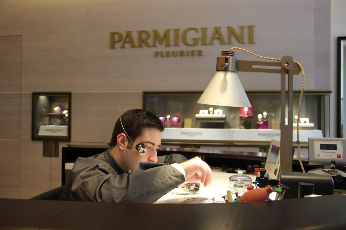 Haute Time Visits Parmigiani Fleurier in London