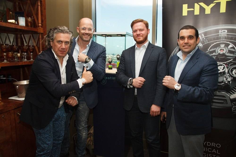 Haute Living and Westime Present HYT Novelties from Baselworld