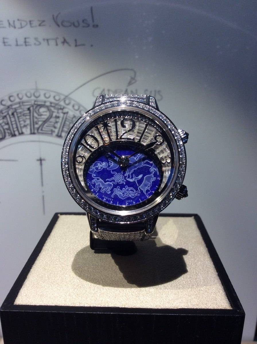 Jaeger-LeCoultre Unveils the Hybris Artistica Collection in New York