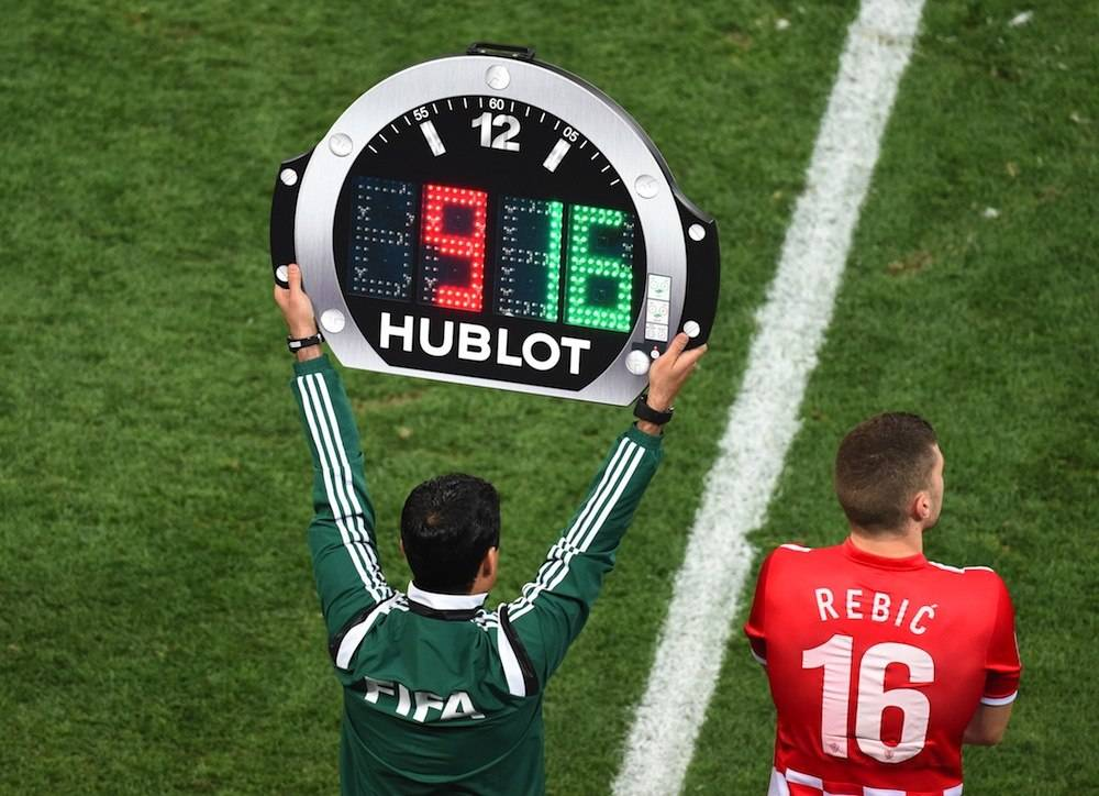 Live From Brazil! Hublot Takes Over the World Cup