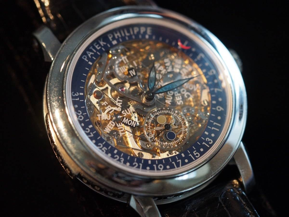 "Mysterious Collector's Patek Philippe ""Titanium Collection"" at Auction"