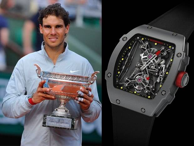 Rafael Nadal Richard Mille Archives Luxury Watch Trends 2018 Baselworld Sihh Watch News