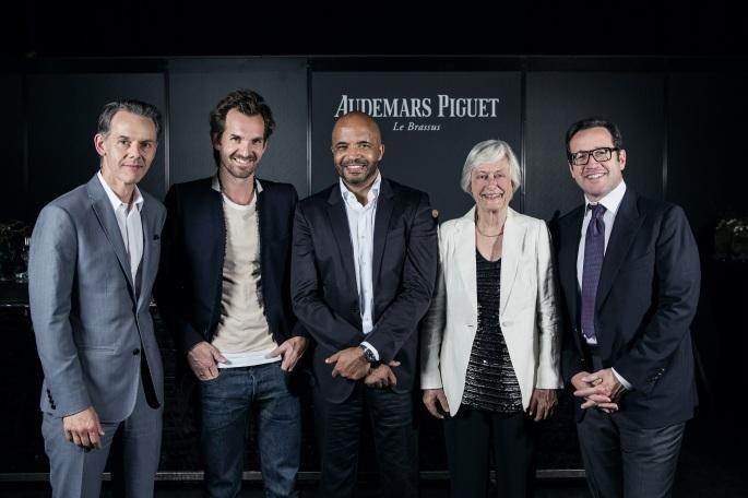 Audemars Piguet Celebrates New Art Commission