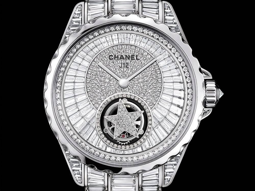 Chanel J12 Flying Tourbillon