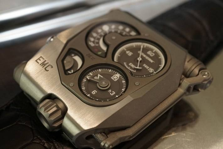 Haute Man: Hands On With The Urwerk Electro Mechanical Control (Live Pics, Specs, and Pricing…)
