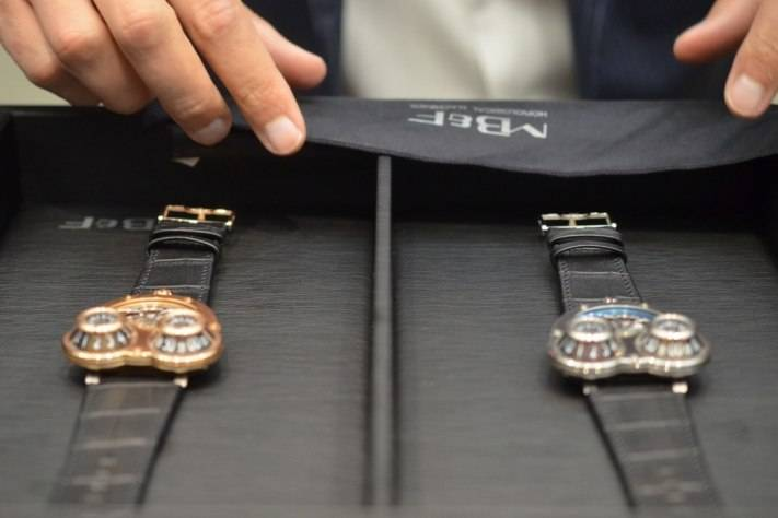 A Lesson In Design: Haute Time Visits MB&F Manufacture