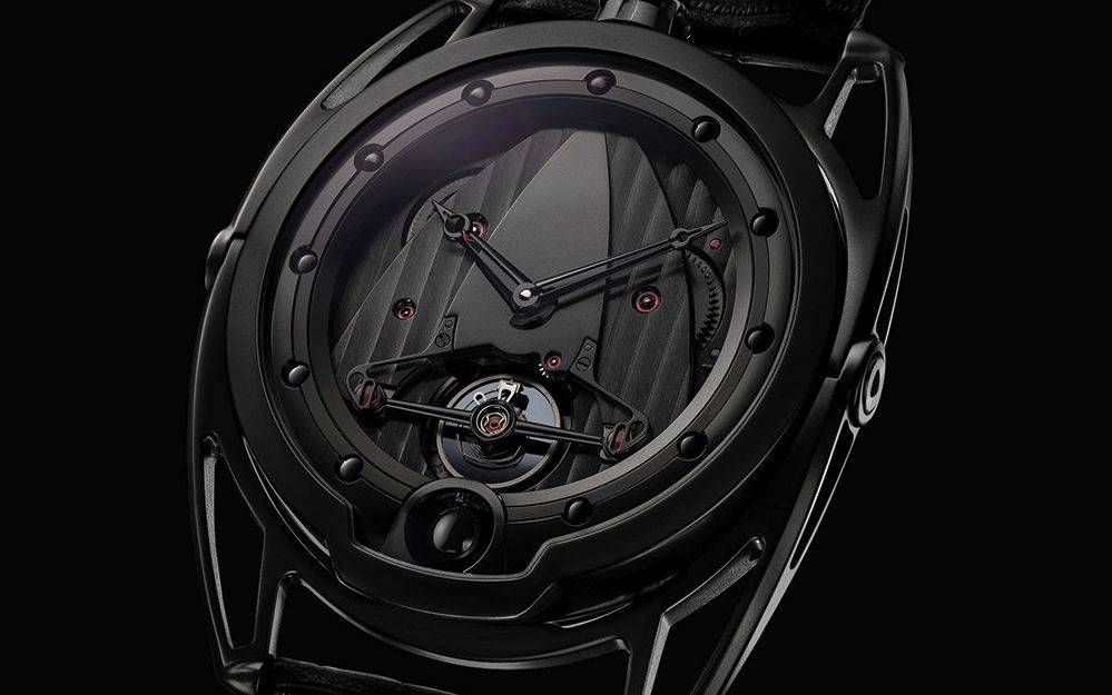 DeBethune DB28 Dark Shadows