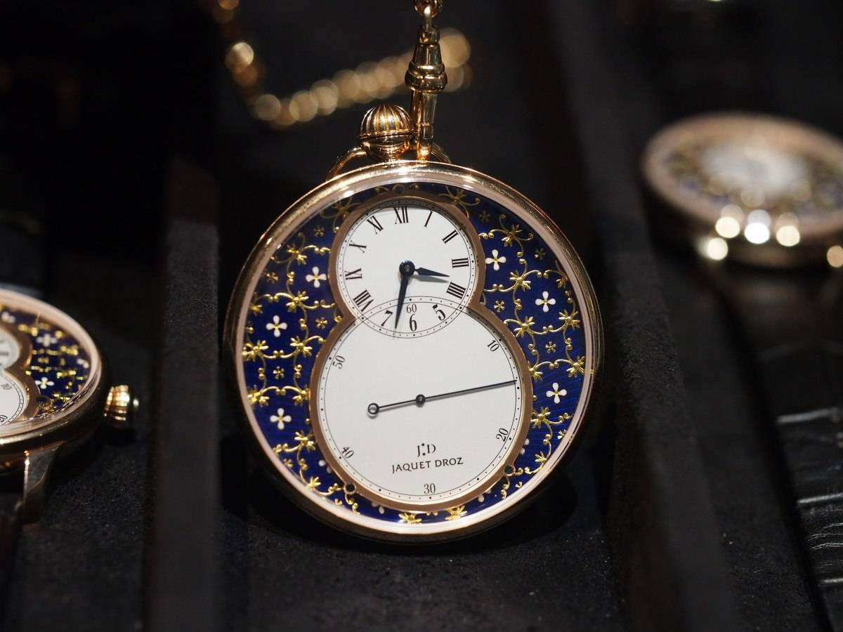 Haute Five: Best Pocket Watches In 2014