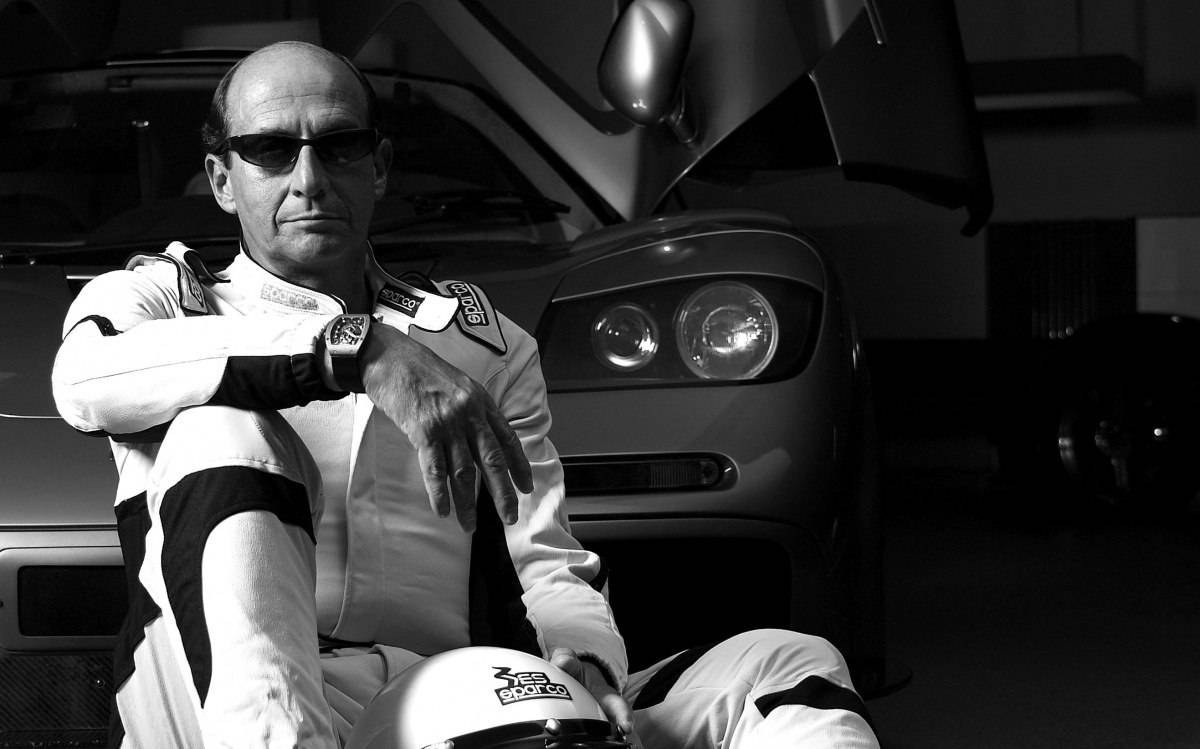 Haute Interview: One-on-One with Richard Mille