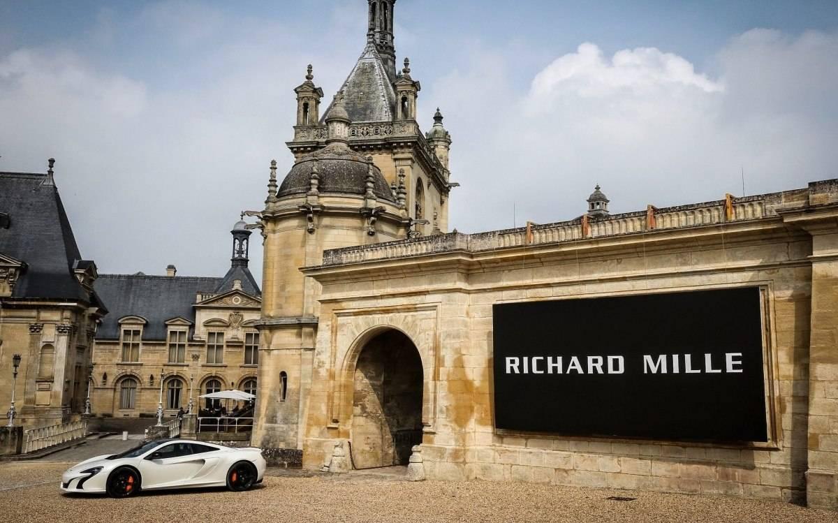 Richard Mille Revives Arts & Elegance In Chantilly