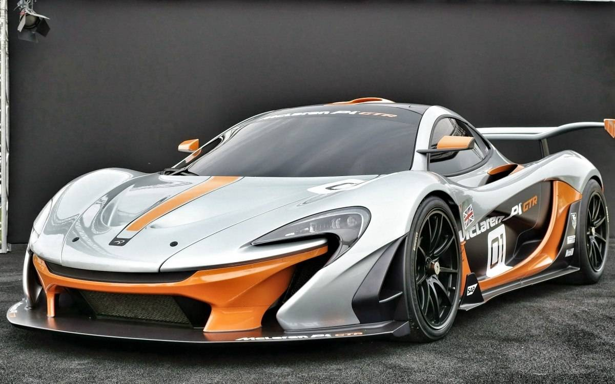 McLaren at the Richard Mille Revives Arts & Elegance In Chantilly