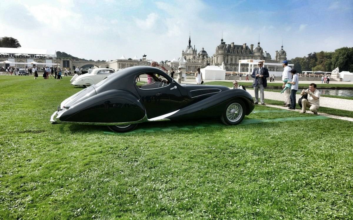 Richard Mille Revives Arts & Elegance In Chantilly