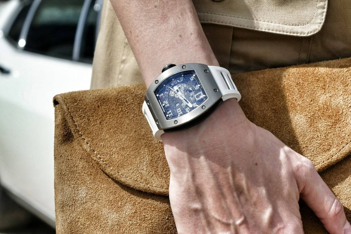 RM 010 at the Richard Mille Revives Arts & Elegance In Chantilly