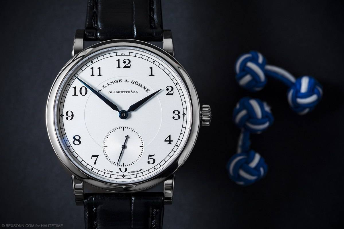 Hands-On with the A. Lange & Söhne 1815
