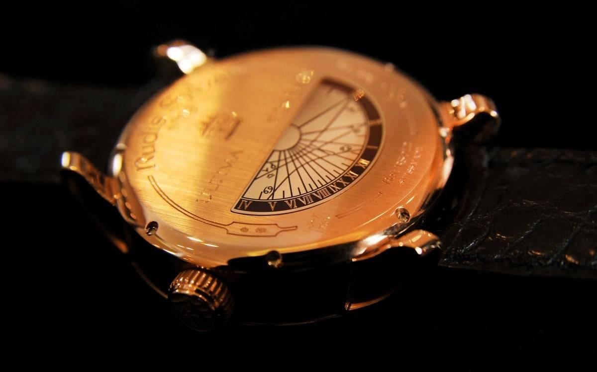 Rudis Sylva RS12 Grand Art Horloger