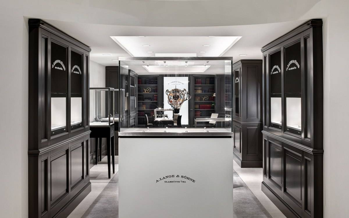Haute Time Visits New A. Lange & Söhne Flagship in New York City