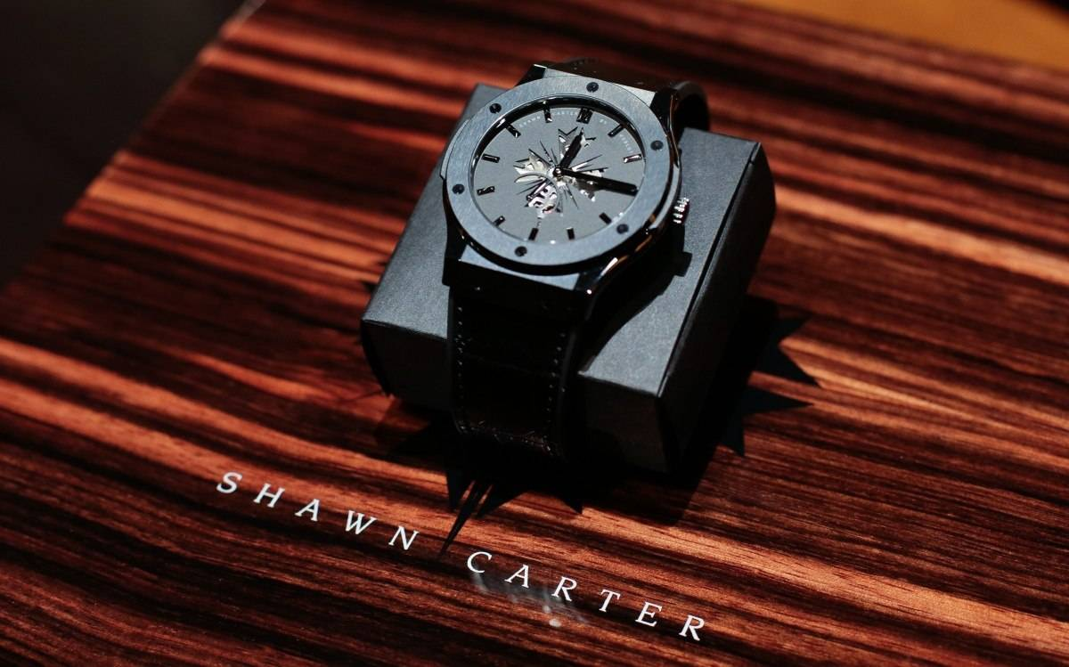 Hublot Classic Fusion Shawn Carter Watch - Haute Time