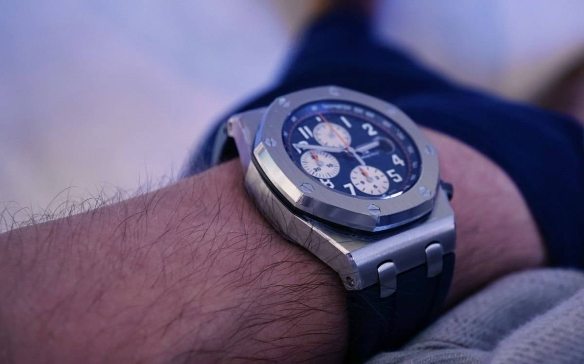 Audemars Piguet Royal Oak Offshore Royal Blue