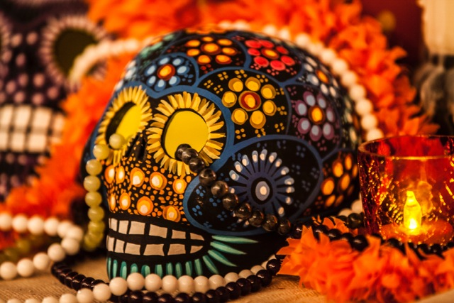 Peyote Restaurant Celebrates Day of the Dead