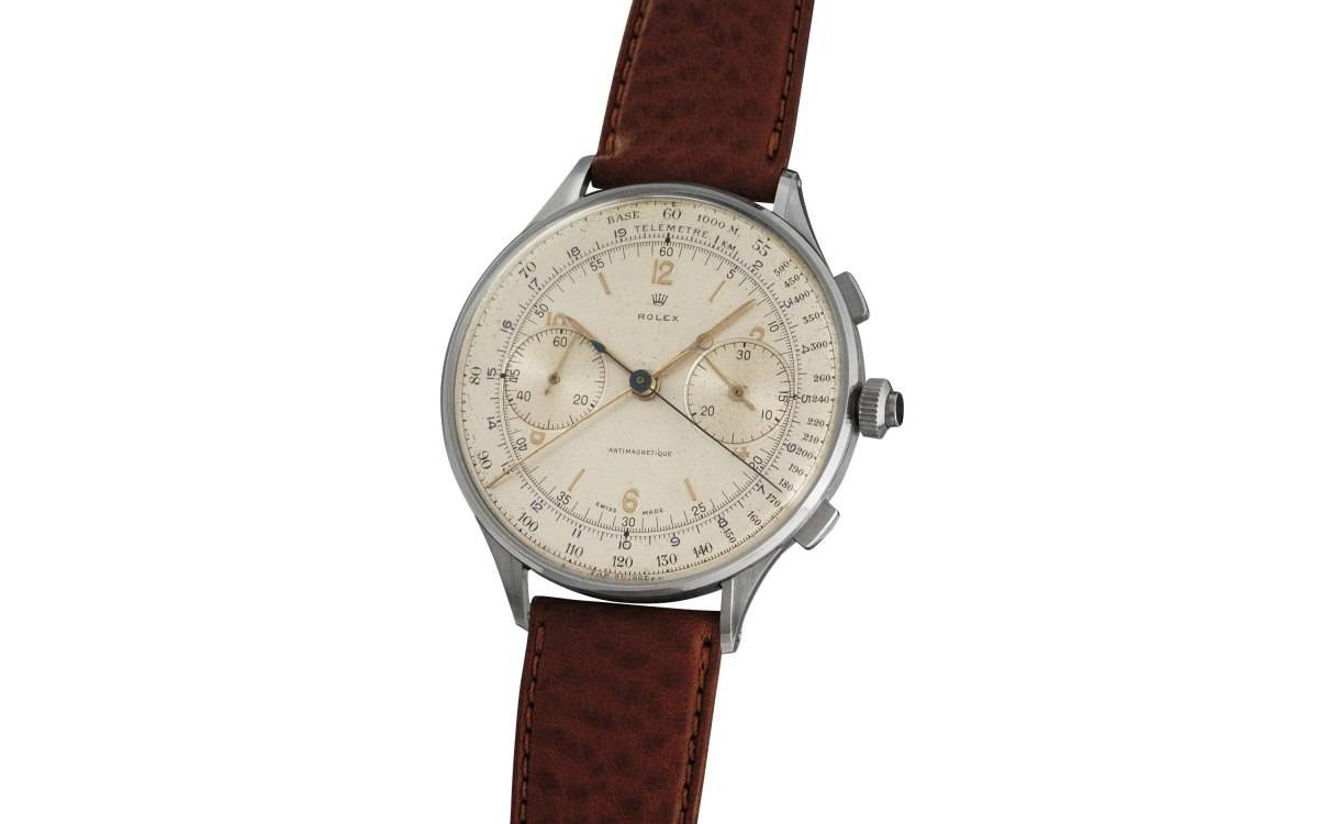 Split-seconds Chronograph Ref. 4113 Mondani