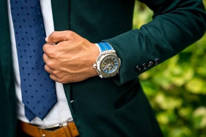 Hublot Launches Miami Exclusive Big Bang Ferrari 305 Watch