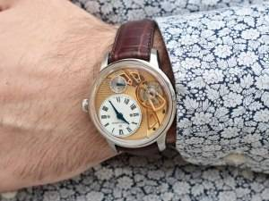 Hands-On With The Maurice Lacroix Masterpiece Gravity