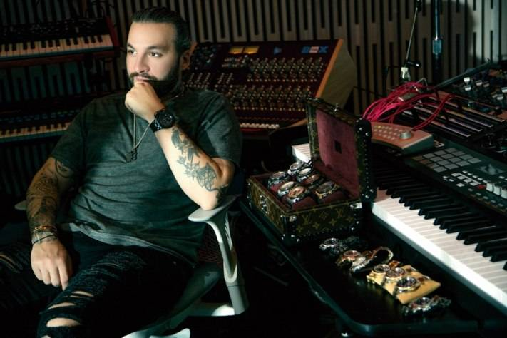 On the Record With Former Swedish House Mafia DJ Steve Angello