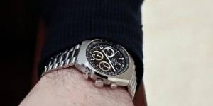 "Hands-On With The Omega Speedmaster Mark II ""Rio 2016″"
