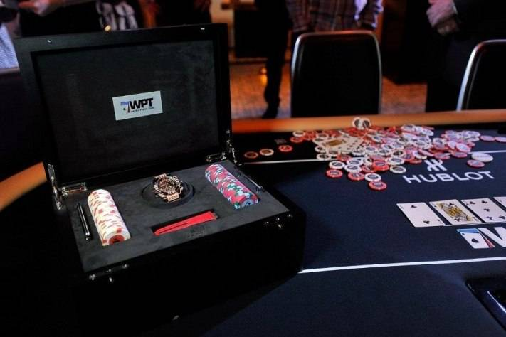 Hublot Goes All In With Poker Big Bang