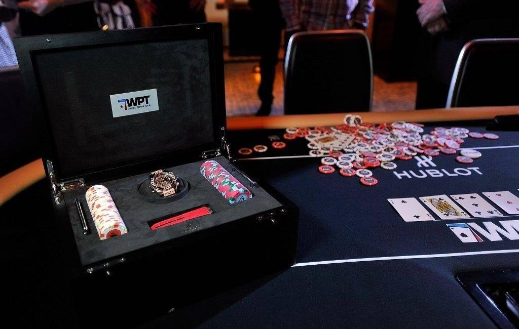 Big Bang Unico World Poker Tour®