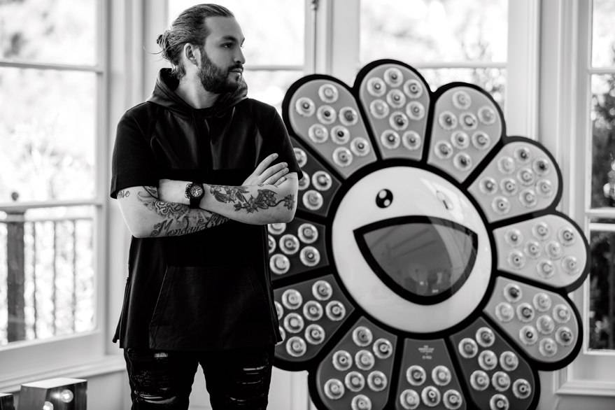 Swedish House Mafia DJ Steve Angello Audemars Piguet