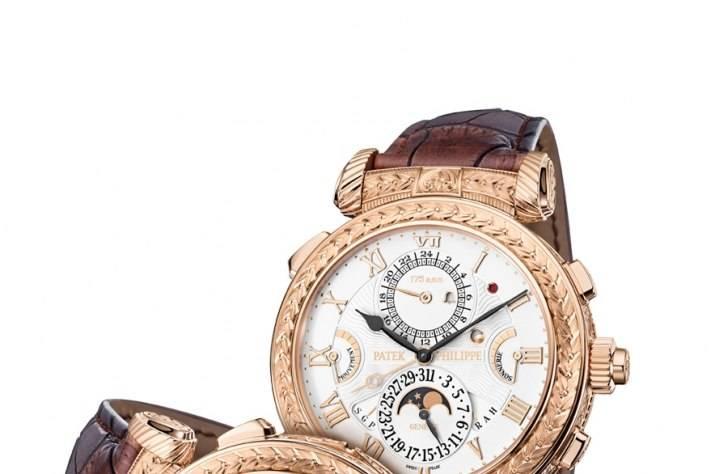 Video: Patek Philippe's $2.6 million Watch