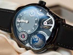 Top 5 Tourbillon Watches Of 2015, So Far