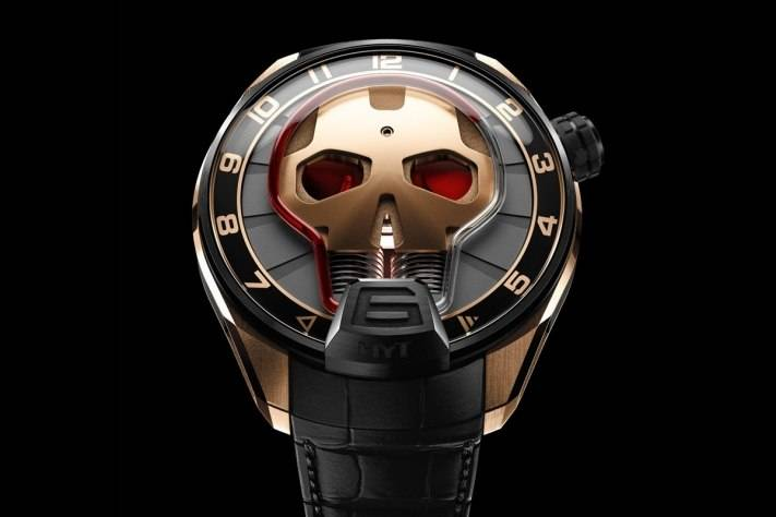 Video: First Look At The New HYT Skull Watches