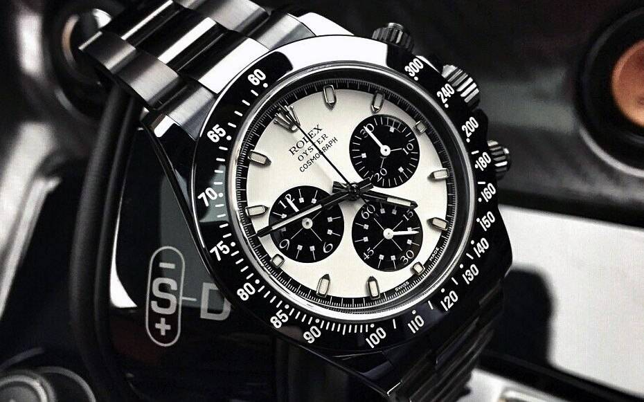 Limited Edition Paul Newman Daytona from Bamford Watch Department