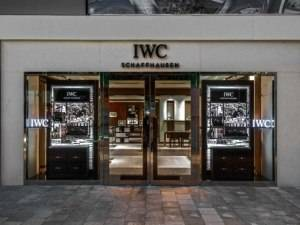 IWC Shaffhausen Opens Second Boutique In Miami