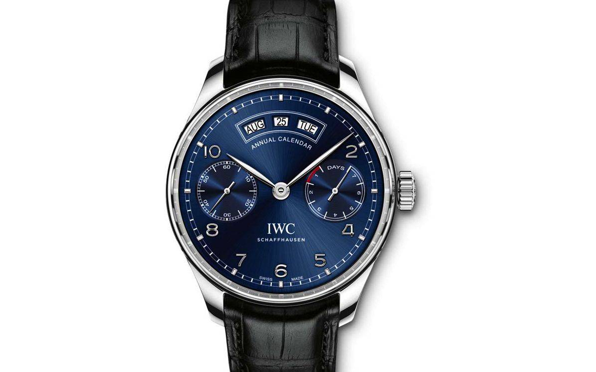 The New IWC Portugieser Annual Calendar (Ref. 5035)