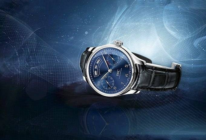 Explaining The New IWC Schaffhausen Portugieser Annual Calendar