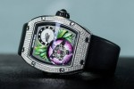 SIHH 2015: Introducing The Richard Mille RM 19-02 Tourbillon Fleur