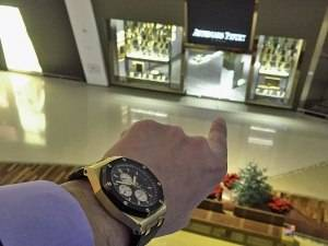 Audemars Piguet Boutique Opens in Las Vegas
