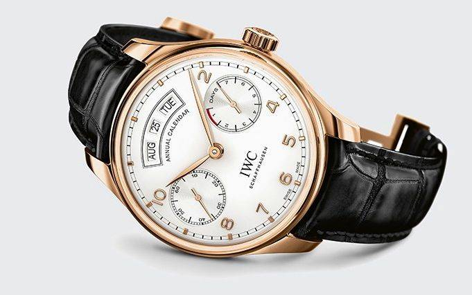 The New IWC Portugieser Annual Calendar Reference 503504