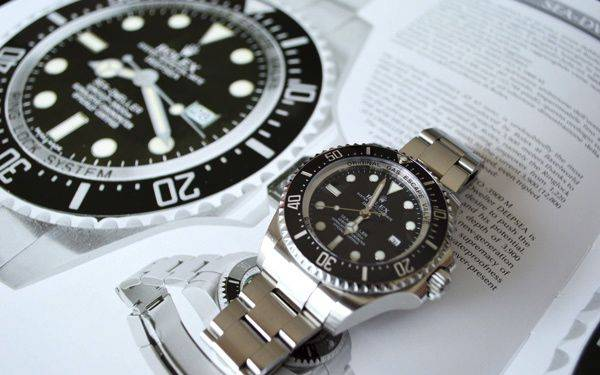 Replica Rolex Sea-Dweller DeepSea